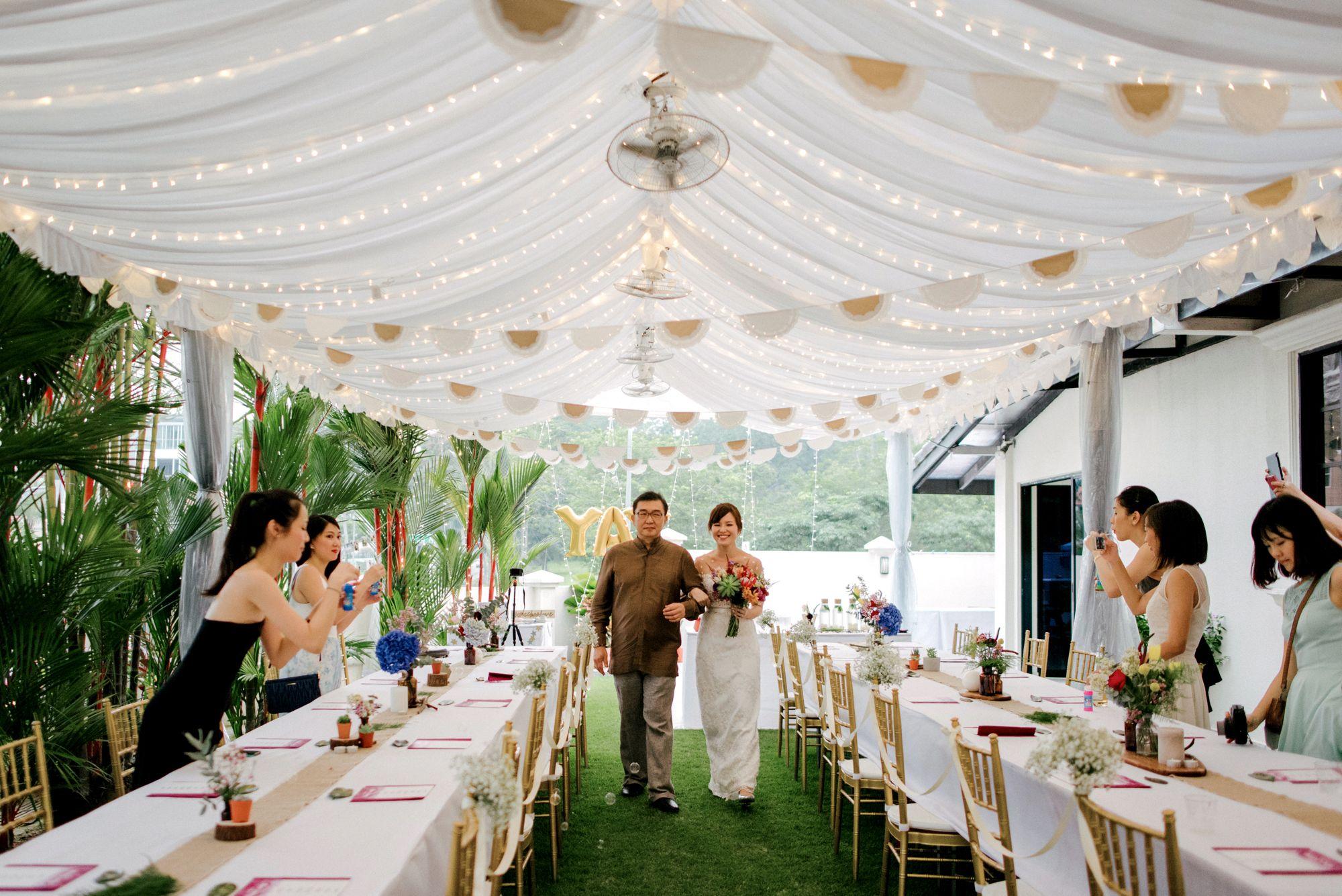 Elegant Wedding Reception Decorations Sg – Wedding