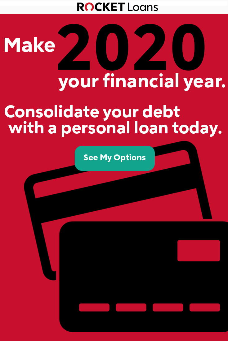 Consolidate Your Debt With A Personal Loan In 2020 Personal Loans Debt Consolidation Debt