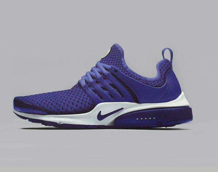 nike air presto purple
