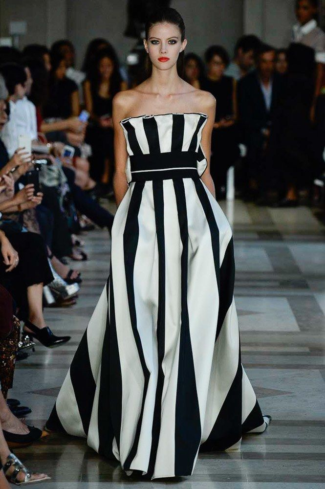 Carolina Herrera Ready to Wear S/S 2017 NYFW | GRAVERAVENS