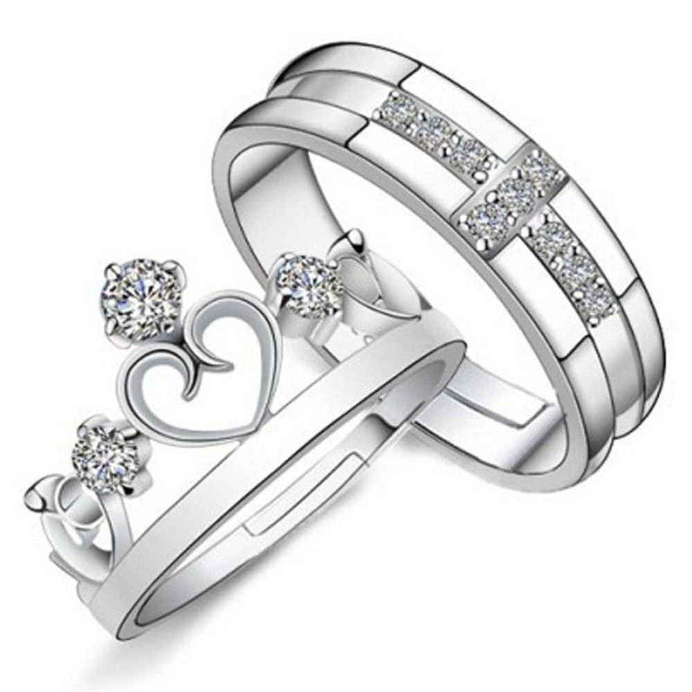 Online Get Cheap Matching Promise Rings Aliexpress