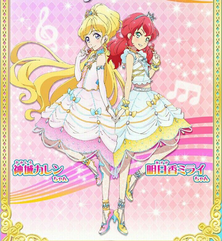 Aikatsu!Friends Friends season, Anime, Friends season 1