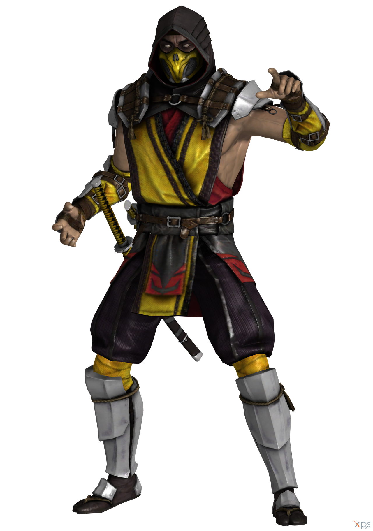 Scorpion Personajes De Mortal Kombat Imagenes De Mortal Kombat Arte Kombat Mortal