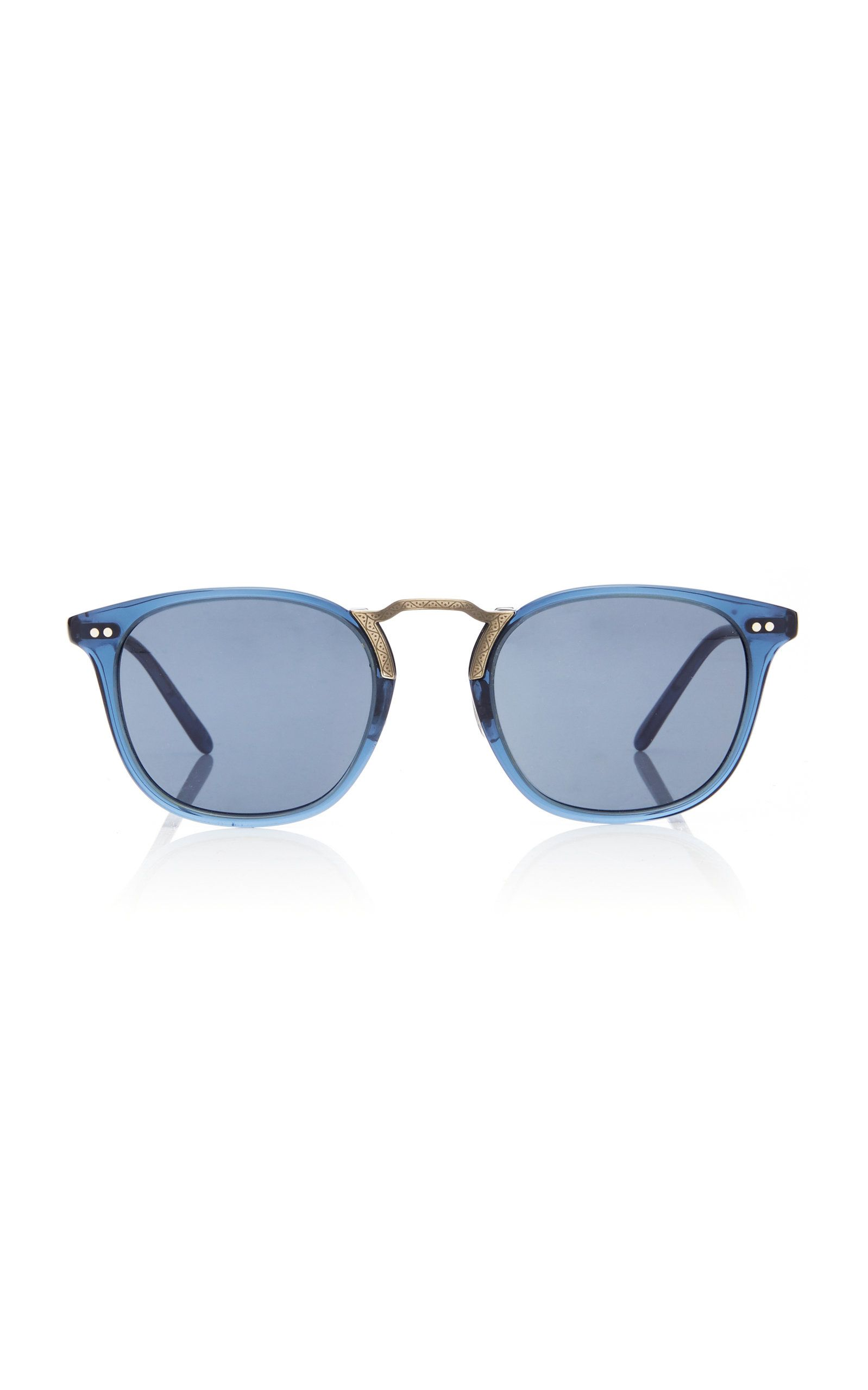 d5dd570c8a Roone Square-Frame Acetate Sunglasses by OLIVER PEOPLES Now Available on  Moda Operandi