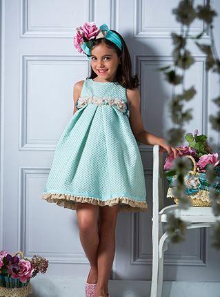 Vestidos de niñas de 1a 2  años vestidos de primavera y verano  girl dresses