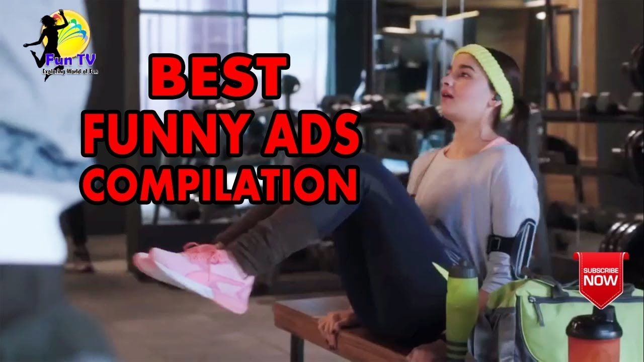 Latest Best Creative Funny Ads Compilation   Latest Funny