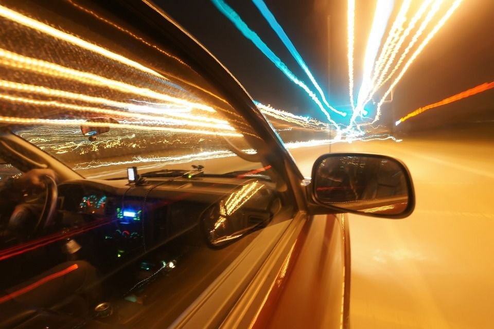 Abstract, Abstraction, Acceleration, Automobile
