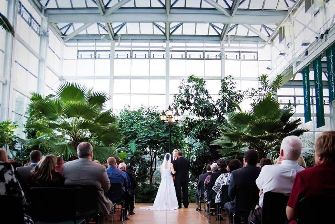 State Botanical Garden of Wedding Venue Athens GA