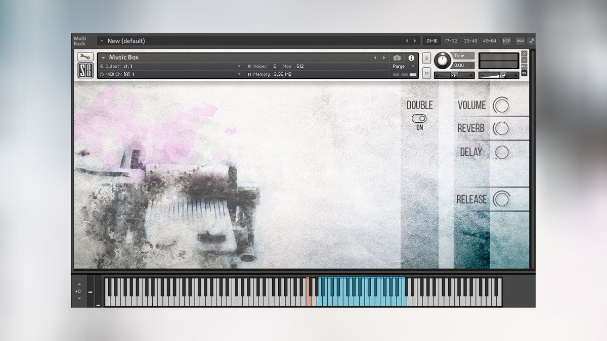 Spash Sound Releases Free Music Box Kontakt Library in