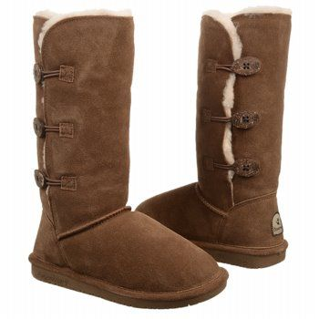 BEARPAW Womens Lauren Hickory at Famous Footwear Want