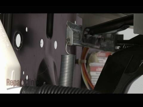 tub counterbalance spring replacement part w10250667 this video provides step by step repair instructions for replacing the tub counterbalance spring on a whirlpoolkenmore top loading direct drive washing solutioingenieria Choice Image