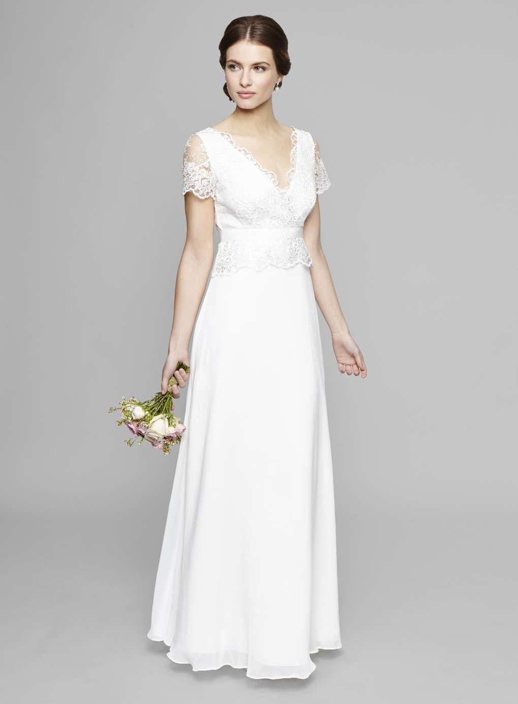 Bhs Ivory Bella Vintage Wedding Dresses Keyhole Wedding Dress 2nd Wedding Dresses
