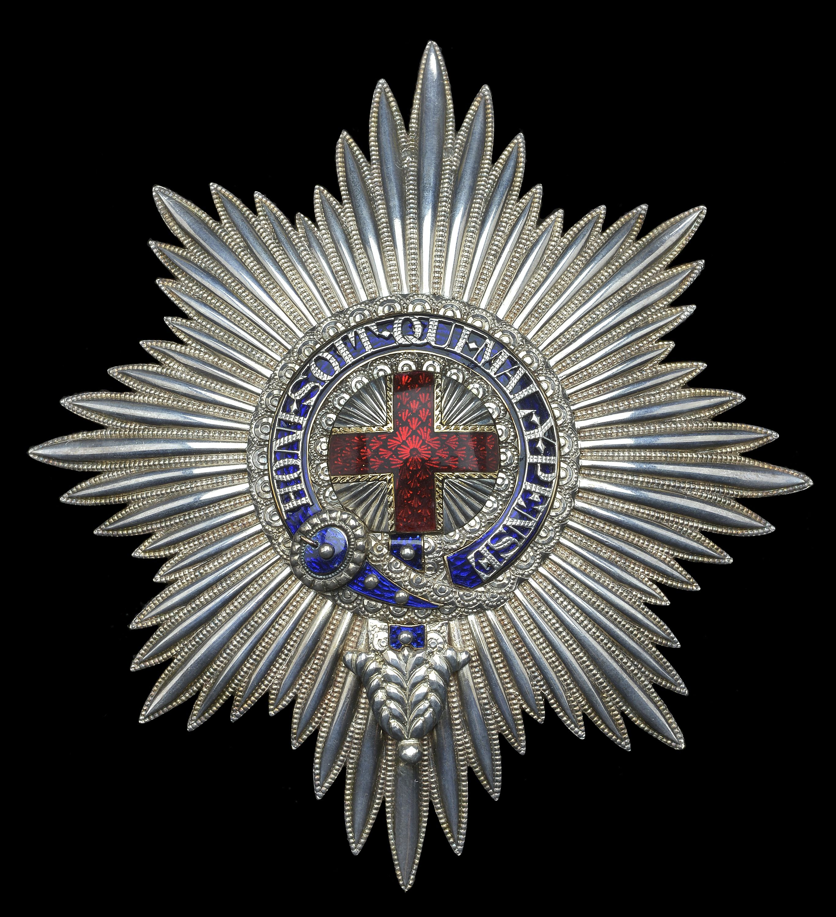 Lot 582 24 October 2014 Grand Cross Military Medals Order Of The Garter