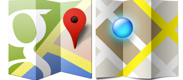 You can't access Google Maps on Windows Phone. Google