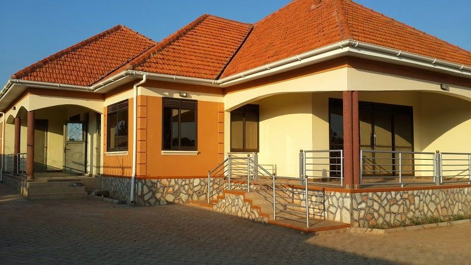 Four Bedroom Bungalow House Plans New Image Result For 4 Bedroom House Plans In Uganda Bungalow House Plans House Plans House Plan Gallery