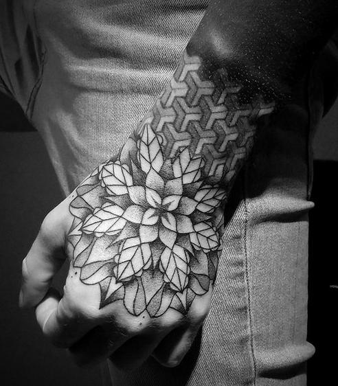 Evgenykopanov Hand Tattoos For Guys Tattoos For Guys Mandala Hand Tattoos