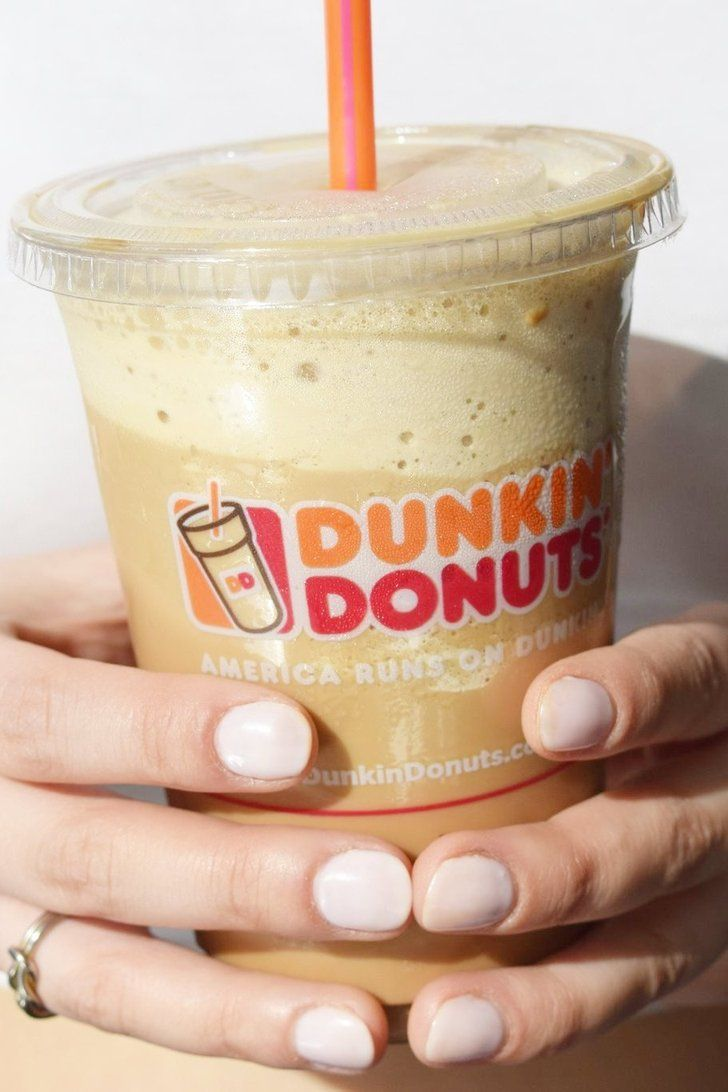 Dunkin donuts tosses its coffee after 18 minutes more