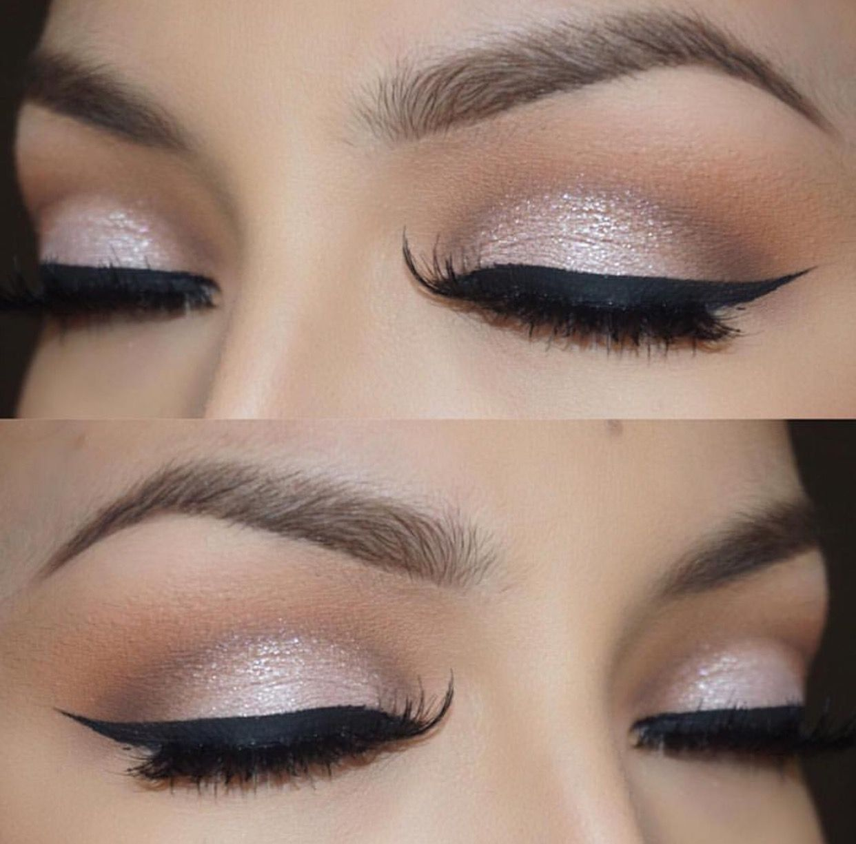 Pin by Ives Hovanessian on Makeup Bridal eye makeup, Eye