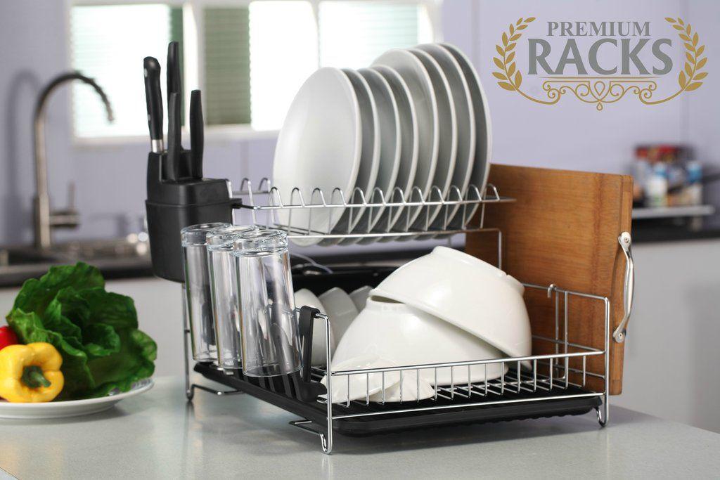 Updated Sept 2019 Reviewed Com Still Votes Premiumracks Professional Dish Rack 1 Dish Rack Dish Racks Best Dishes Racks