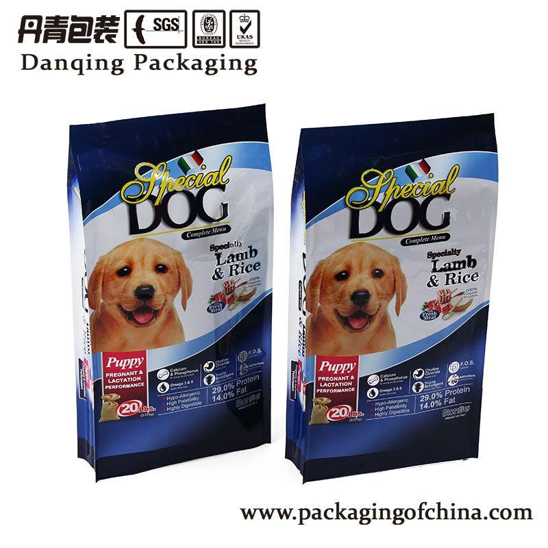 Top Grade China Pet Food Packaging Bags Suppliers Food Packaging