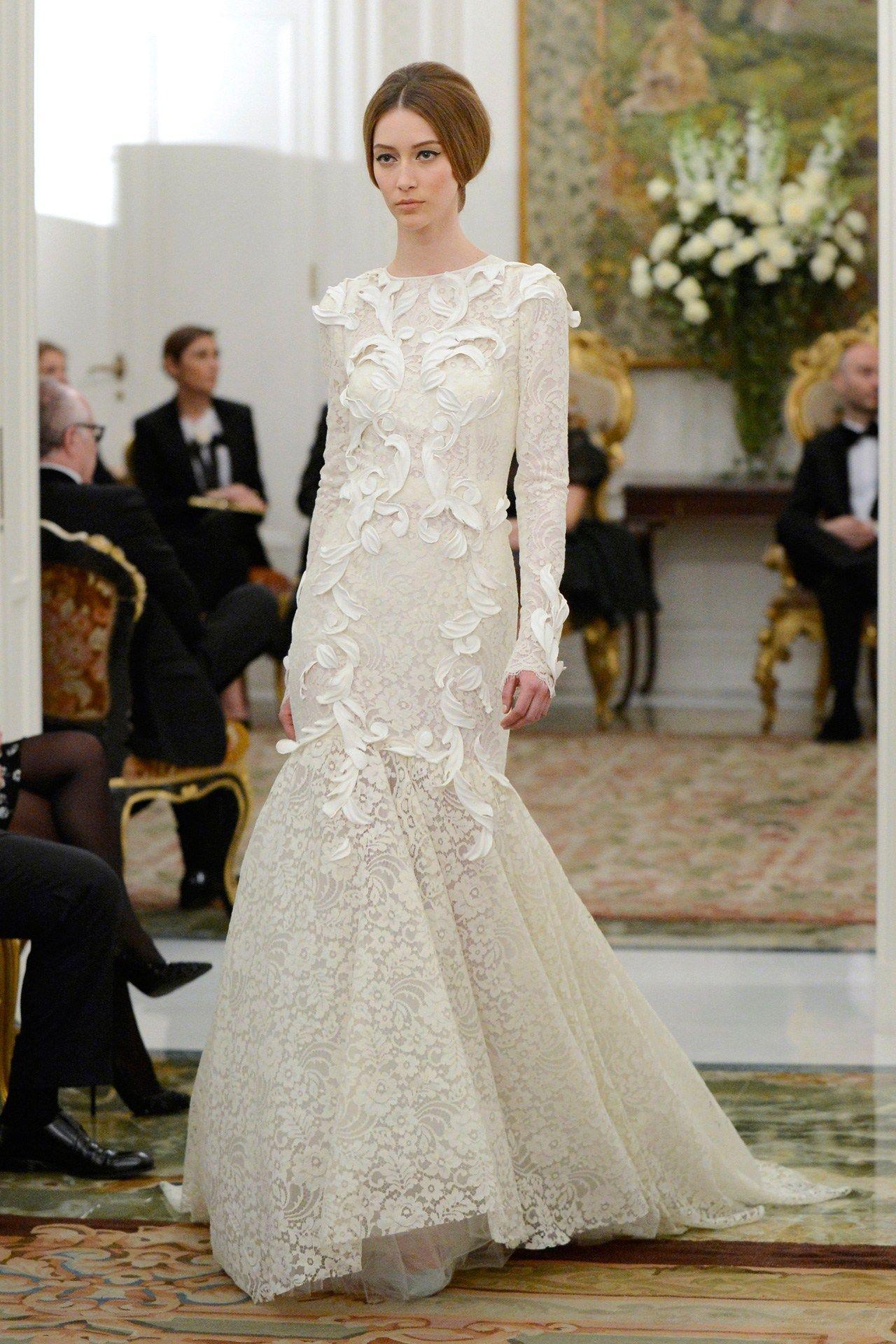 October Vogue: A Fine Romance | Rheinland, Wedding dress und Brautkleid