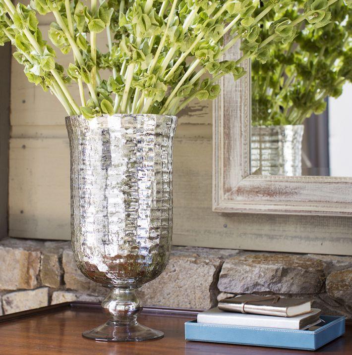 Diy Mercury Glass Vase Do It Yourself Pinterest Mercury Glass