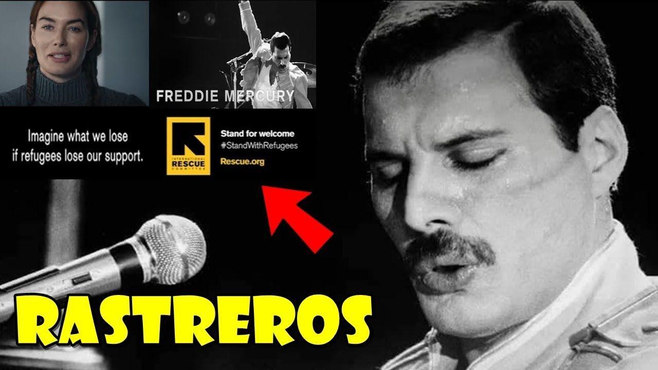 Usan La Imagen De Freddie Mercury Para Su Beneficio Youtube Freddie Mercury Mercury Gracias De Antemano