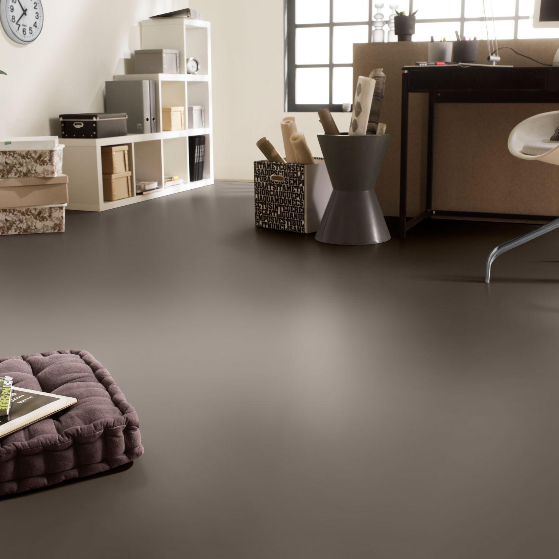 Rhino Style Taupe Plain Grey Vinyl Flooring Arredamento Arredamento Creativo Pavimenti