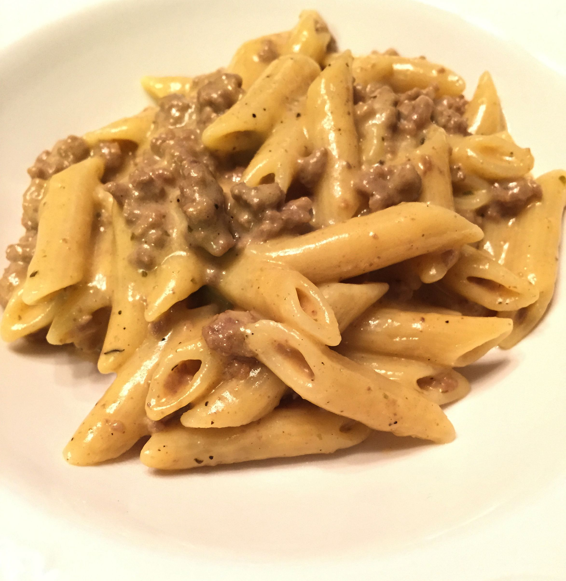 This Easy Hamburger Pasta Dinner Is Delicious And Fast