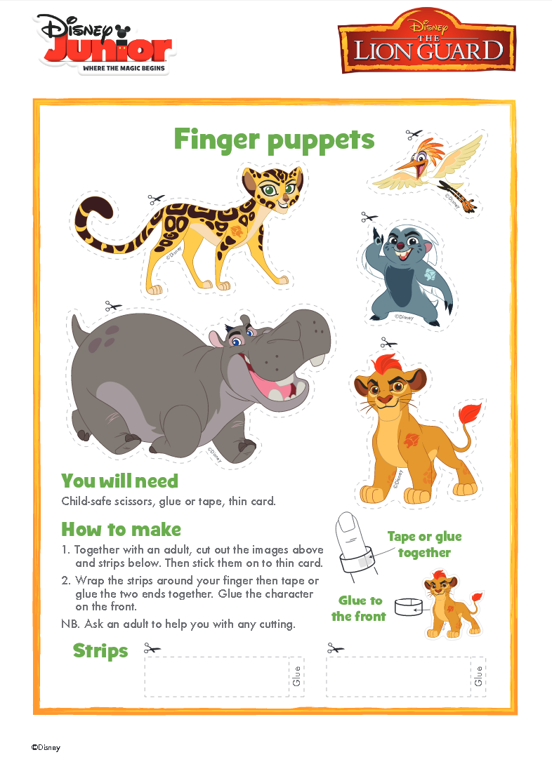 Free coloring pages lion guard - Http Disneyjunior Disney Co Uk The Lion