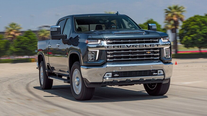 2020 Chevrolet Silverado 2500hd First Test Big Truck In The Little City Chevy Silvera Chevrolet Silverado 2500hd Chevy Silverado 2500 Hd Chevrolet Silverado