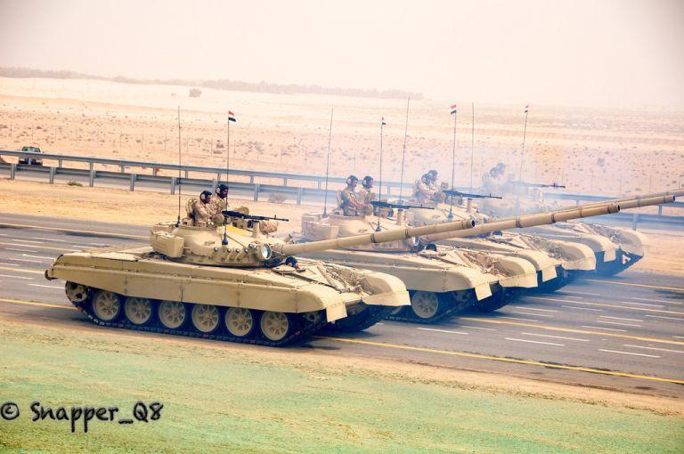Kuwait national day parade 2011 2 m84 tank wallpaper