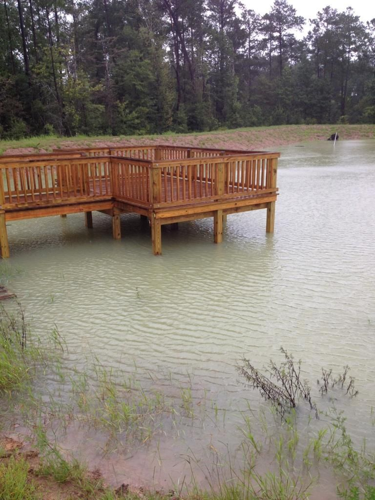 Lets See Your Docks Farm Pond Pond Fishing Dock 400 x 300
