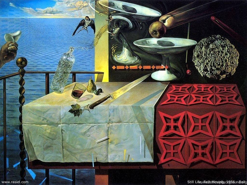 Dali Paintings Salvador Dali Painting Wallpapers 1024x768 No 10 Salvador Dali Artwork Dali Artwork Painting Wallpaper