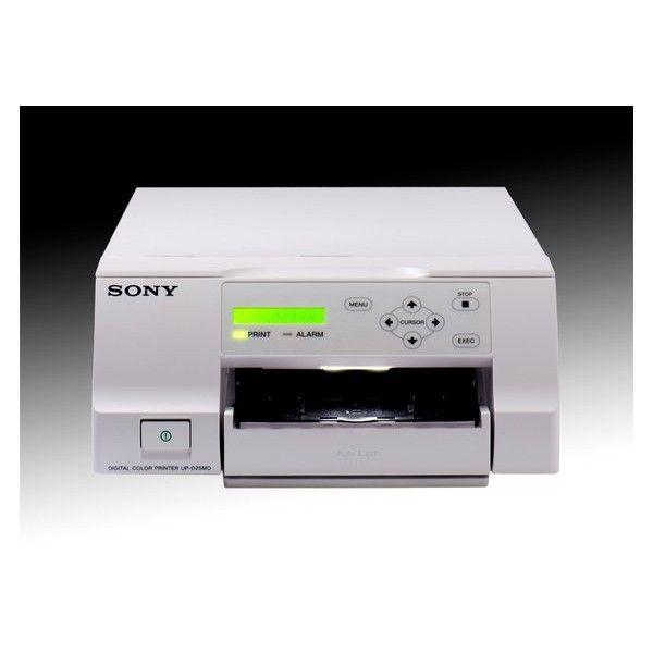 COLOR SONY UPD25MD (UP-D25MD) Digital A6 Video Printer
