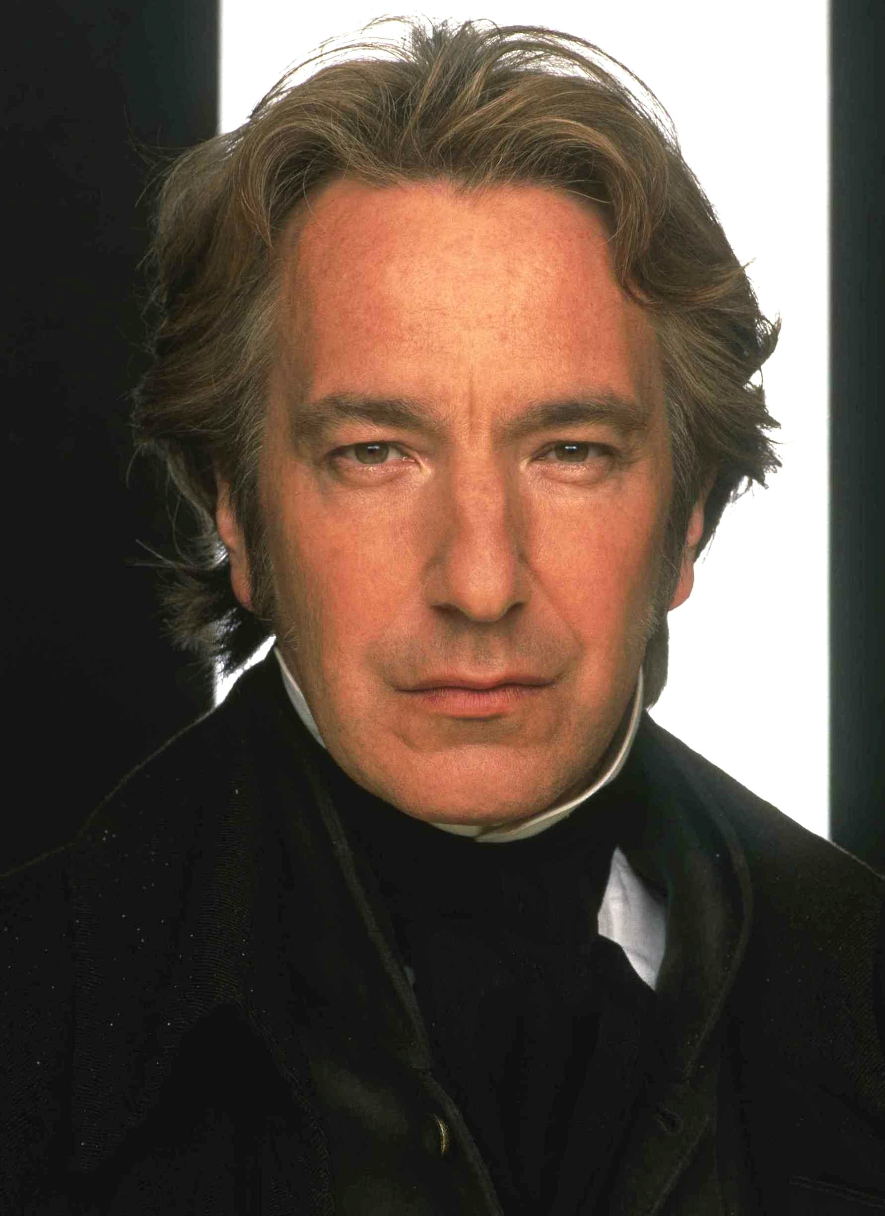Alan Rickman ~~~January 14, 2016~~~ | Angel Wings | Pinterest ...
