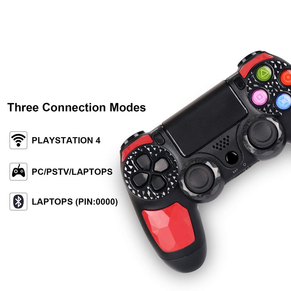sixaxis ps4 remote play