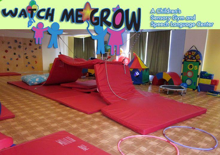 Watch Me Grow A Children's Sensory Gym and Speech