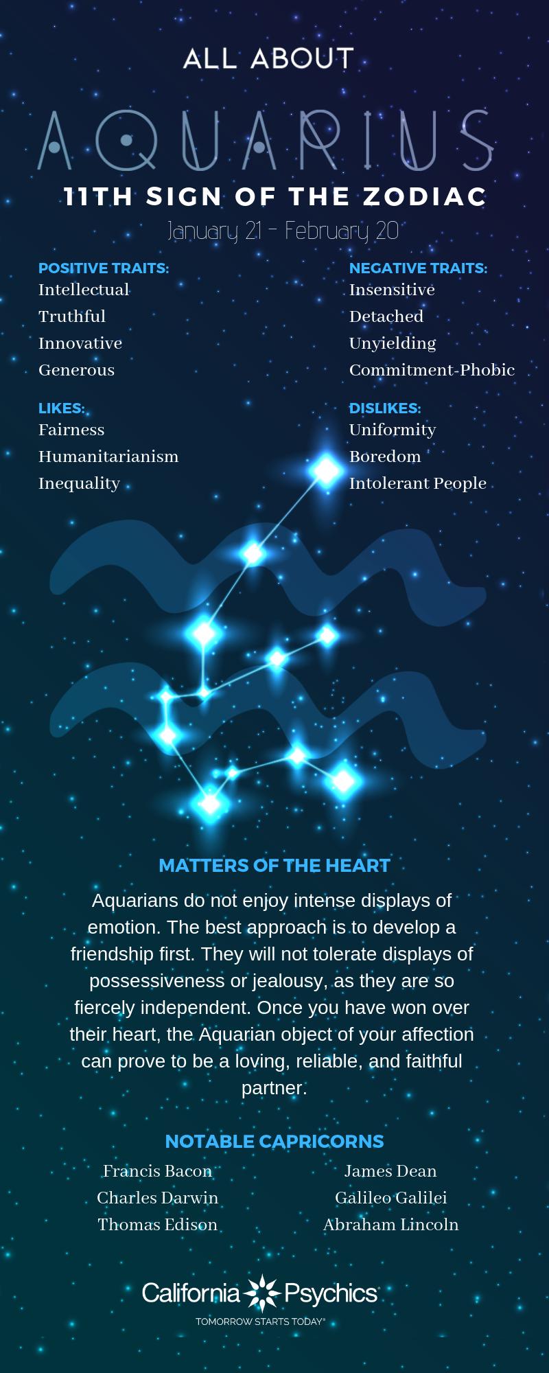 aquarius astrology psychic