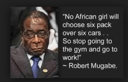 Mugabe Historical Quotes Mugabe Quotes Photo Album Quote