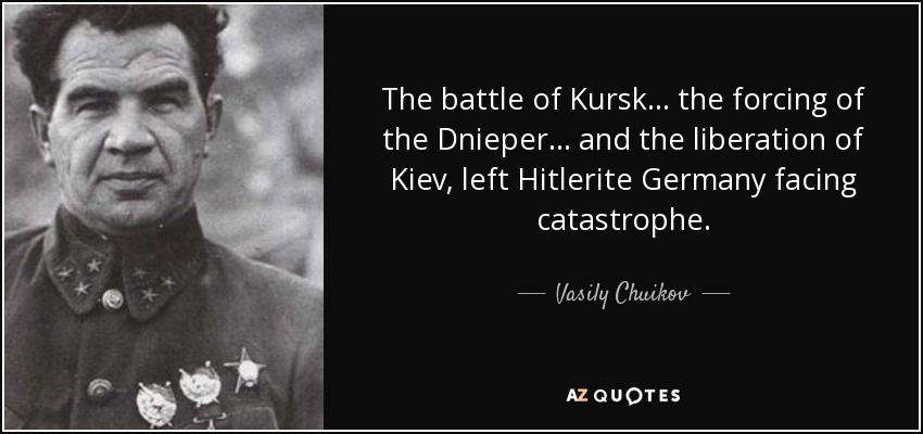 QUOTES BY VASILY CHUIKOV (With images) Rare quote