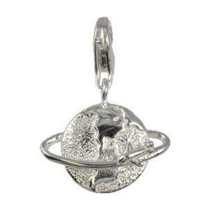 372f0806f4 Travel charm SilberDream 925 Sterling Silber Charm Weltkugel Anhänger für  Armband Kette Ohrring FC3081: SilberDream: Amazon.de: Schmuck