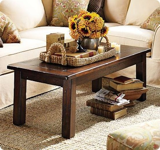 Attrayant Hyde Coffee Table From Pottery Barn.