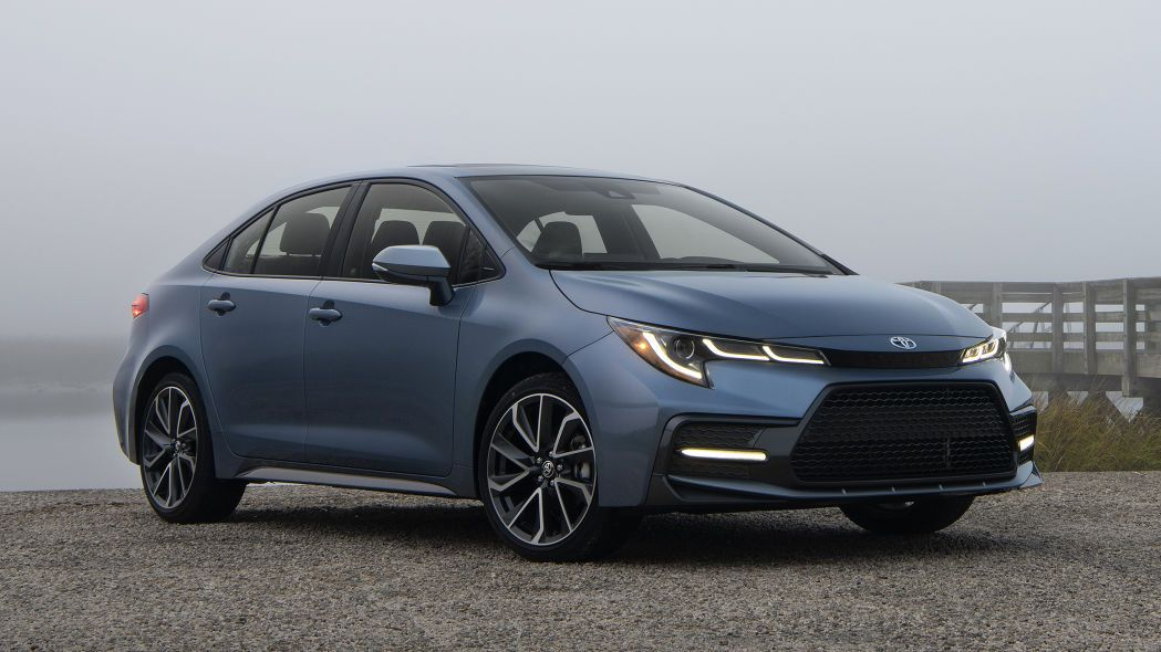 2020 Toyota Corolla Sedan Gets Top Safety Pick In 2020 Toyota Corolla Toyota Corolla Hatchback Toyota