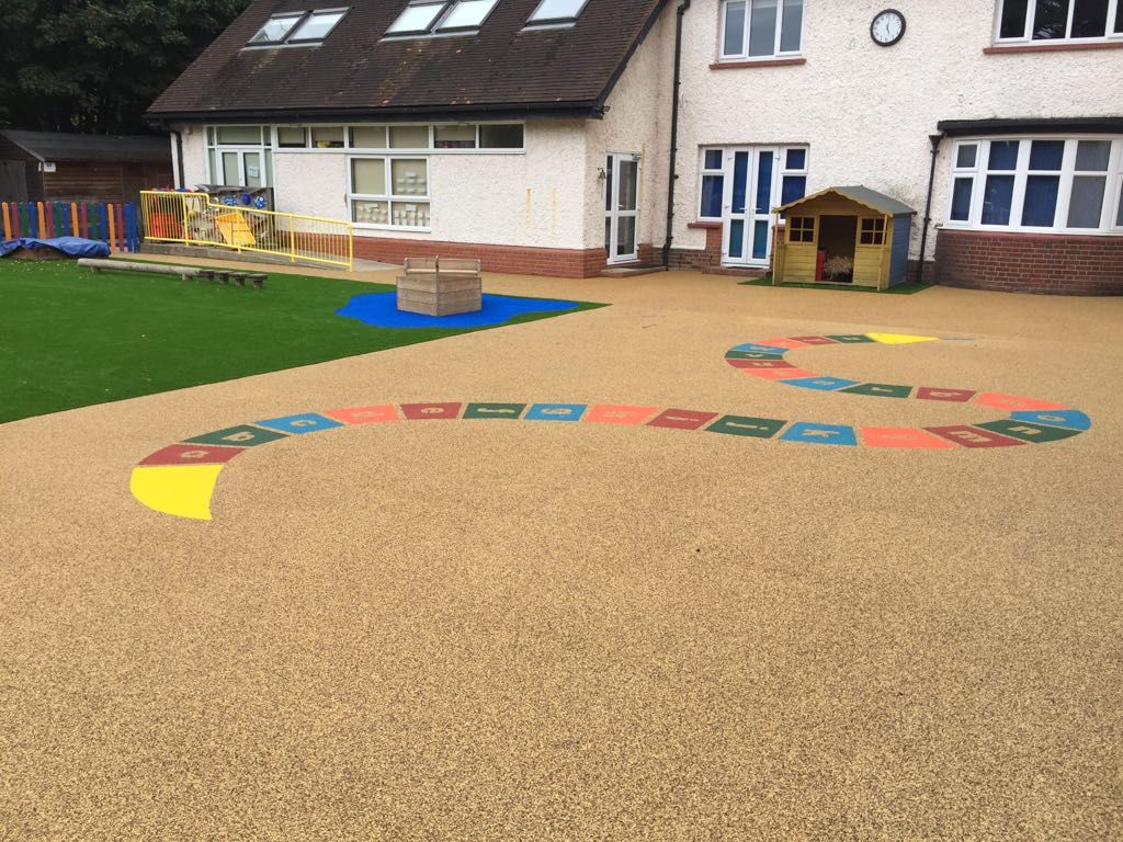 Magnificent Outdoor Playground Flooring, If you only have