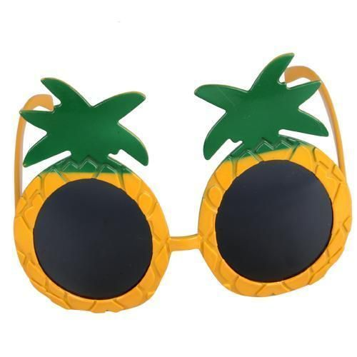 Hawaiian Sunglasses Pineapple Glasses Shades Hen Night Stag Party Dress