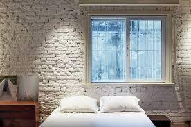 Biała Cegła W Sypialni Szukaj W Google Sypialnia