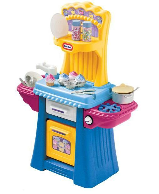 Little Tikes Cupcake Kitchen: 4 Hours ONLY Today!! Little Tikes Cupcake Kitchen Only $39