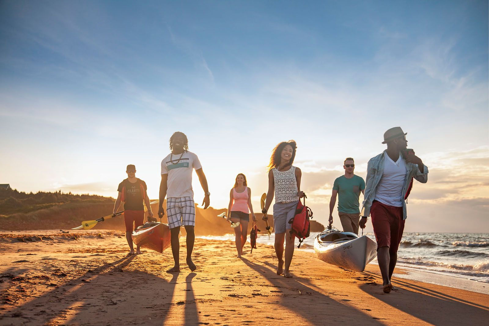 8 Active Ways to Fill a Prince Edward Island Holiday