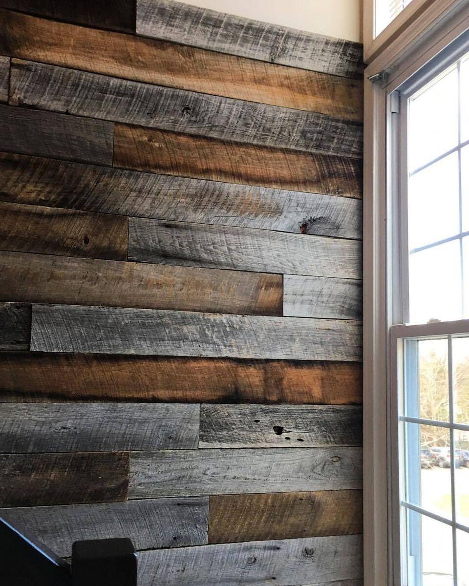 Reclaimed Barn Siding Real Antique Wood Barn Siding Wood Siding Wood Siding House
